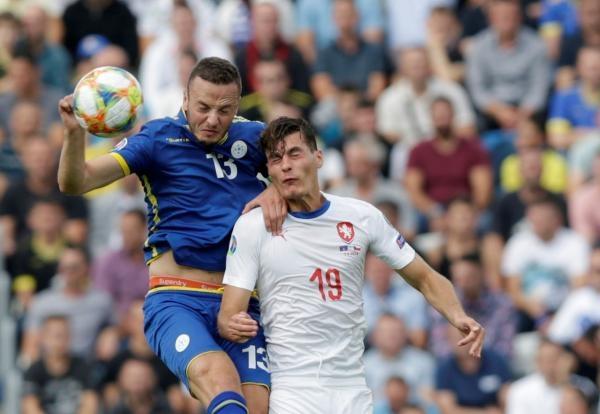Fotbal: Česko - Kosovo