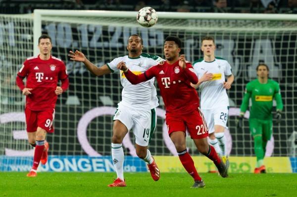 Borussia Mönchengladbach - Bayern Mnichov