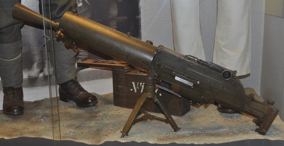 Dokument Úžasný svět válečných strojů