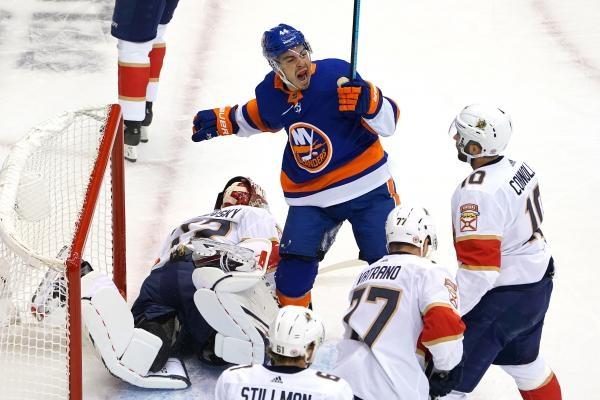 NHL: Florida Panthers - New York Islanders