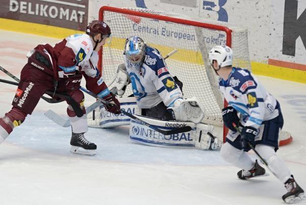 Hokej: HC Škoda Plzeň - HC Sparta Praha