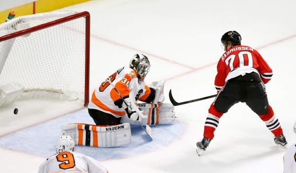 Philadelphia Flyers - Chicago Blackhawks