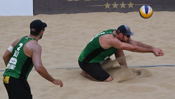 FIVB Beach Volleyball - Itapema