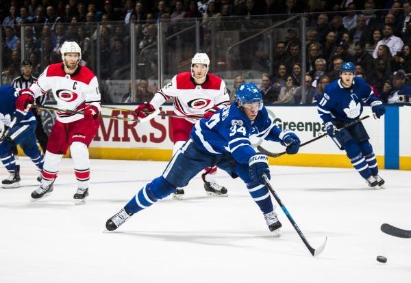Carolina Hurricanes - Toronto Maple Leafs