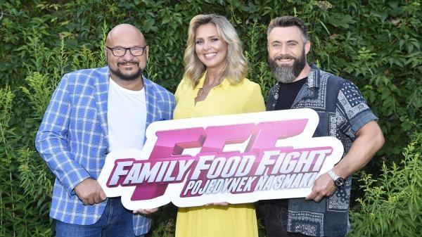 Family Food Fight - Pojedynek na smaki