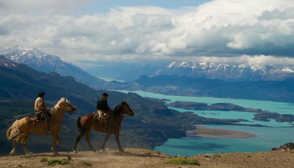 Dokument Divoká Patagonie