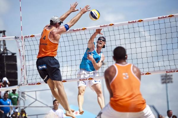 Red bull beach volleyball 2019 20.9.2019