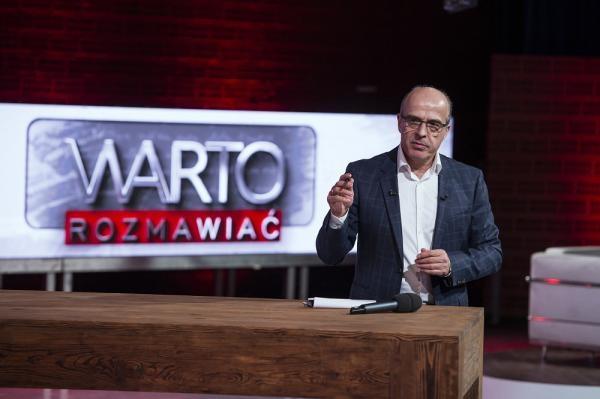 Sleduj online talk show Warto rozmawiac na TVP Info!