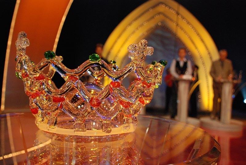 O korunu krále Karla