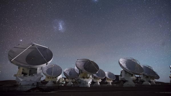 Sleduj online technologie Nejvýkonnější vesmírné teleskopy na Prima ZOOM!