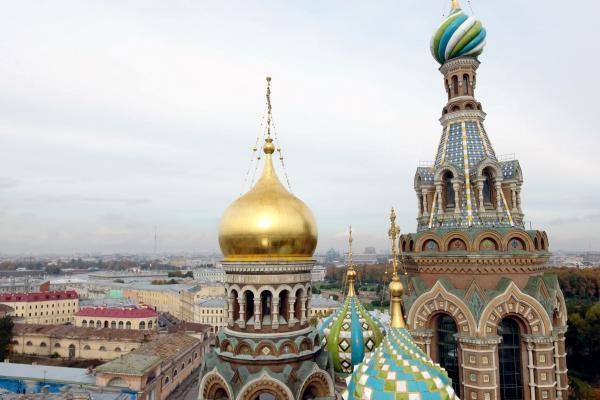 Lesk a bída ruských careven
