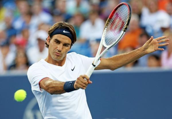 Napriek všetkému - Federer
