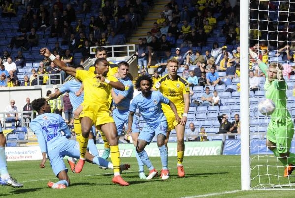 Oxford United - Manchester City