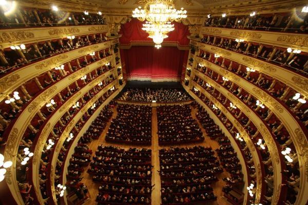 Koncert z milánské La Scaly