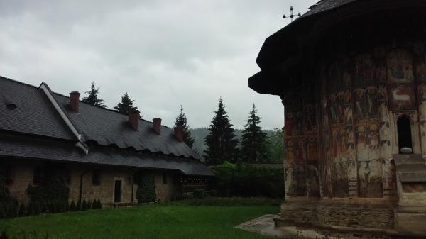 Malované kláštery