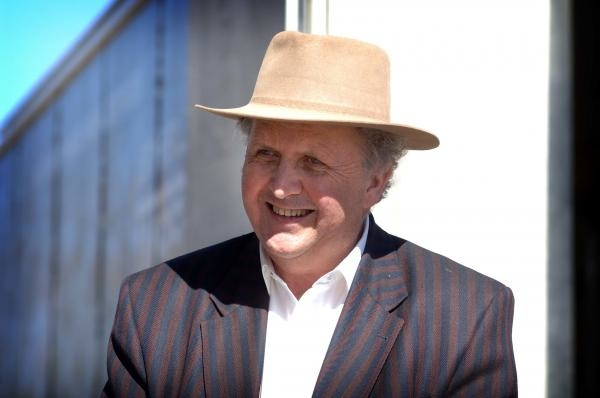 Talking Books At Hay Festival 2018 Alexander Mccall Smith