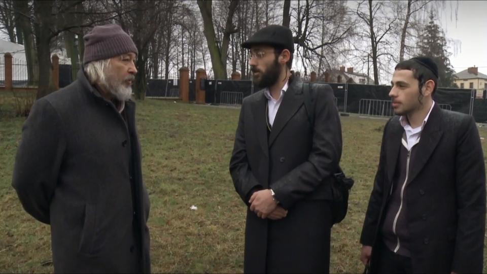 Dokument Zaniklé židovské štetly