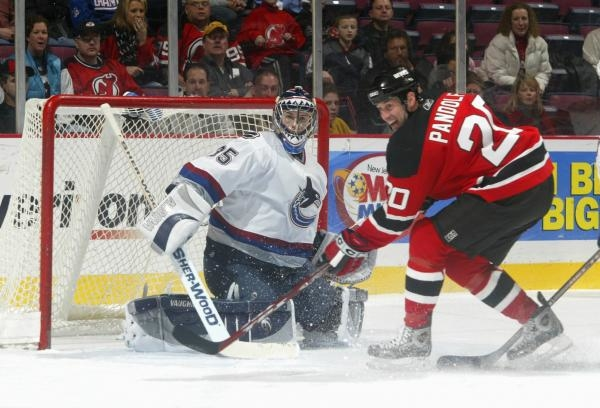 New Jersey Devils - Vancouver Canucks