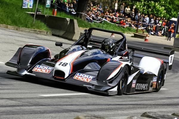 Svět motorů: Mezinárodní závody do vrchu Brno