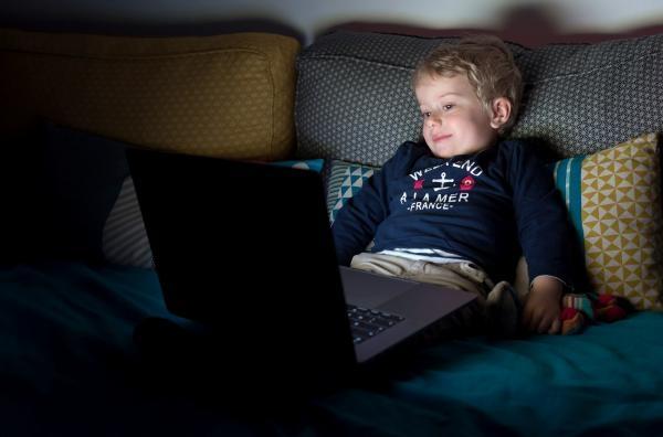 Digitálna generácia - chorá generácia?