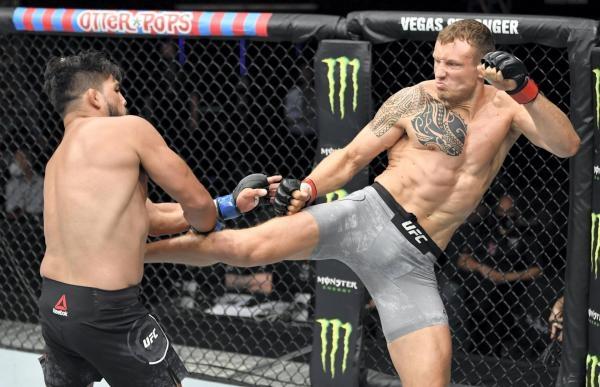 UFC FIGHT NIGHT: Costa – Vettori