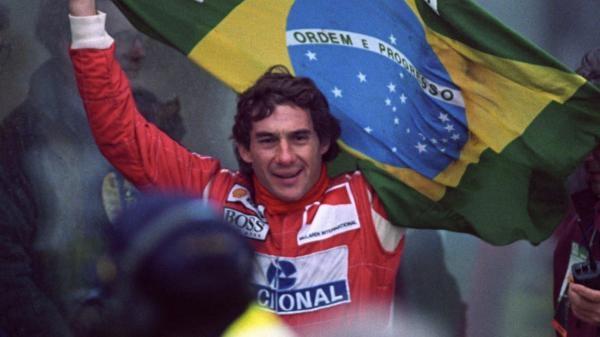 Napriek všetkému - Senna