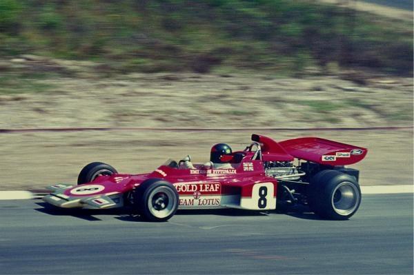 Formule 1 History 1972