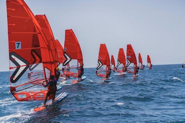 Engadin Wind IQ Foil World Championships