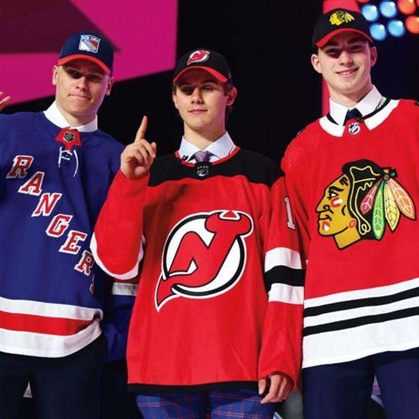 NHL - vstupní draft