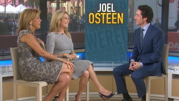 Sleduj online talk show Joel Osteen na CNBC Europe!