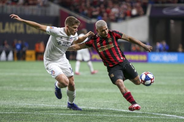 Sleduj online fotbal MLS - US football league na Nova Action!