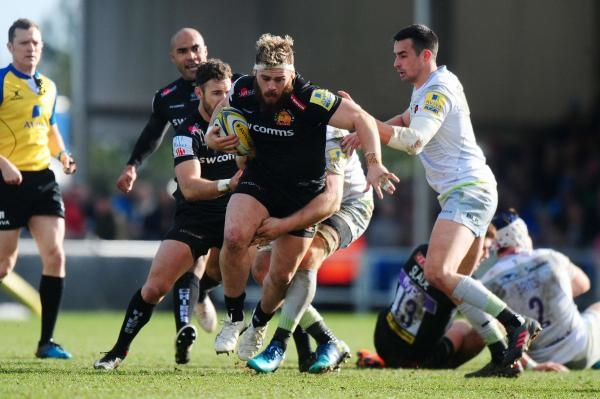 Exeter Chiefs - Saracens 11.6.2019