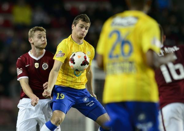 Fotbal: FK Teplice - AC Sparta Praha