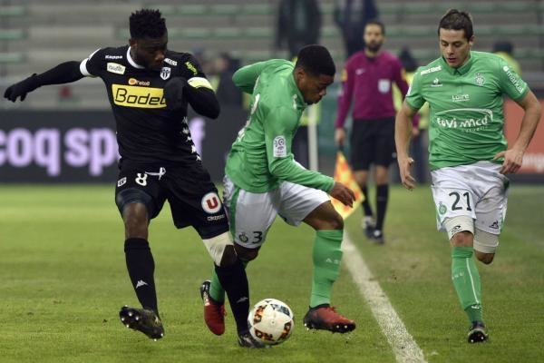 Angers SCO - AS Saint-Étienne