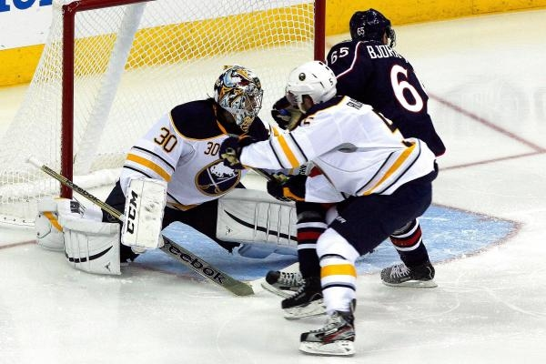 Columbus Blue Jackets - Buffalo Sabres 8.10.2019