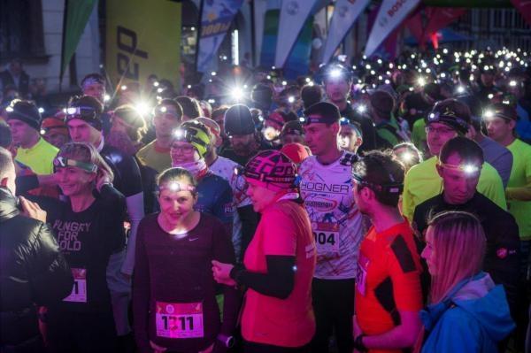 Sport v regionech: NN Night Run České Budějovice