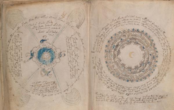 Tajemství Voynichova rukopisu