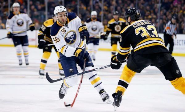 Buffalo Sabres - Boston Bruins