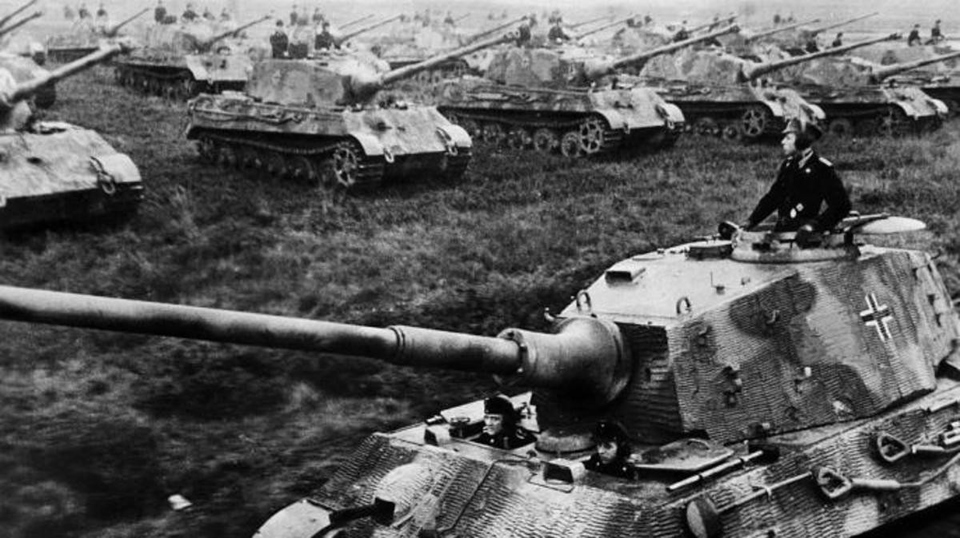 Dokument Jak nacisté prohráli válku
