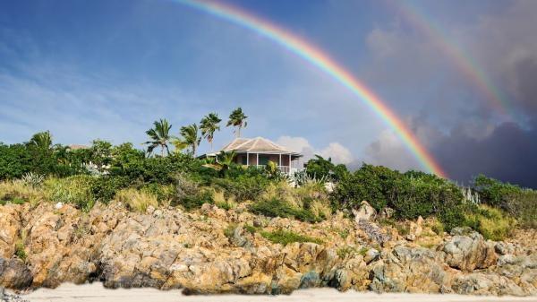 Premeny domov na Havaji