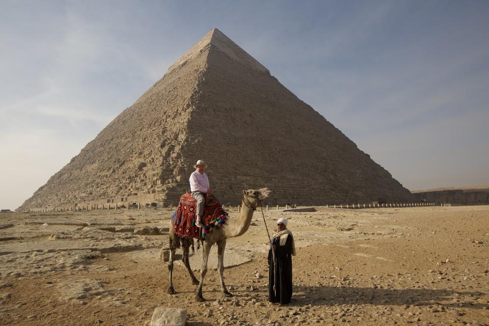 Dokument Tutanchamonův odkaz
