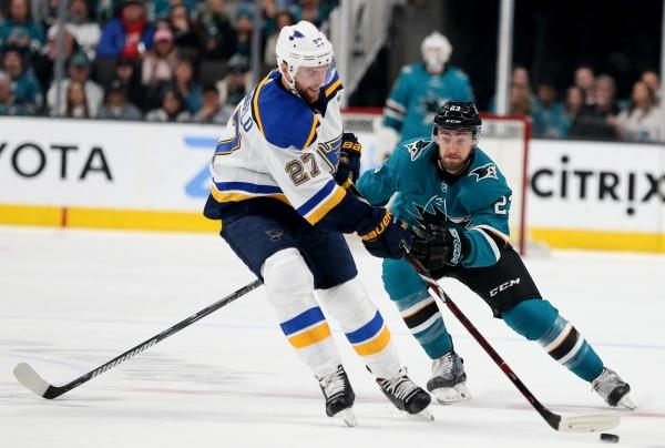 St. Louis Blues - San Jose Sharks