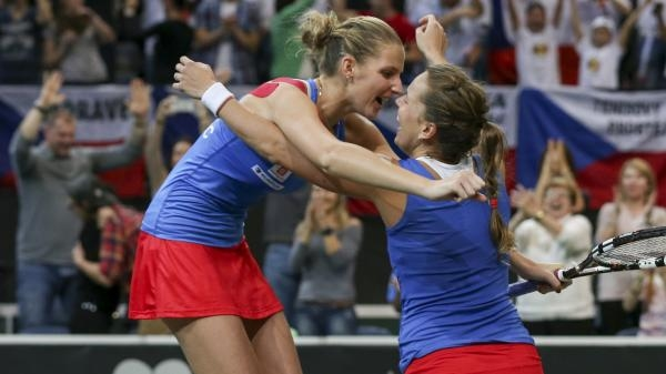 Tenis - Fed Cup 21.4.2019