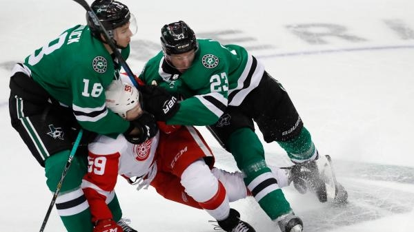 Detroit Red Wings - Dallas Stars 7.10.2019