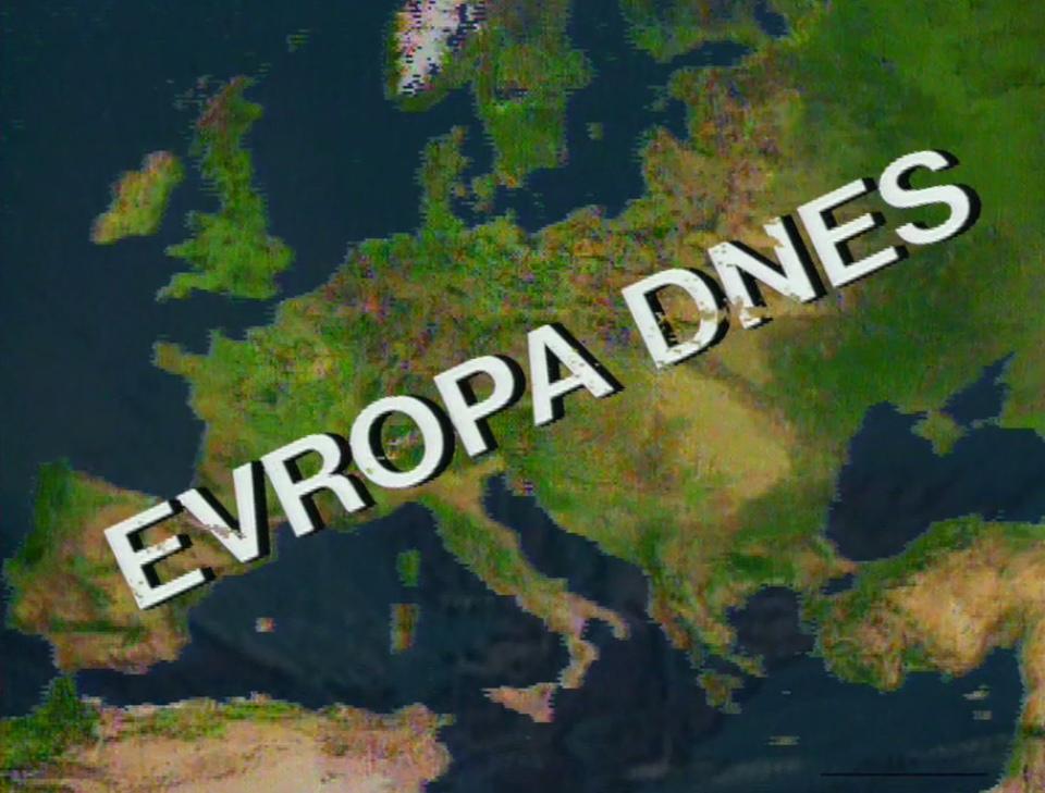 Dokument Evropa dnes
