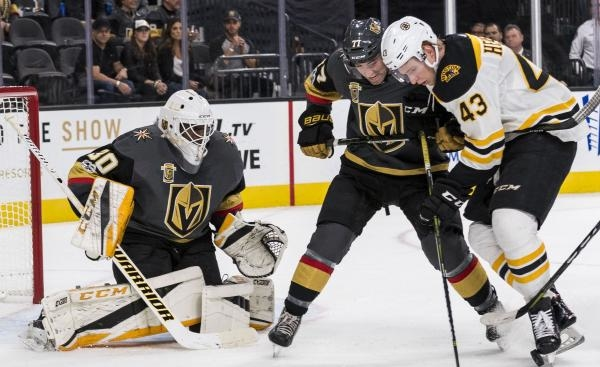 Boston Bruins - Vegas Golden Knights