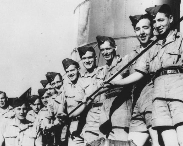 Kanadské stopy v 2. světové válce