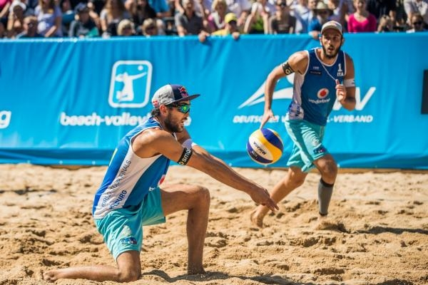FIVB World Tour Finals Hamburk - Highlights
