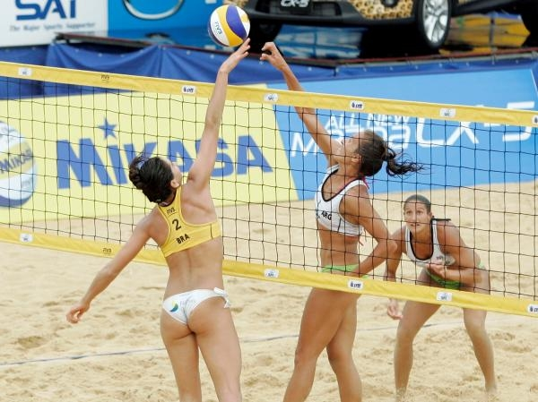 FIVB Beach Volleyball – Varšava