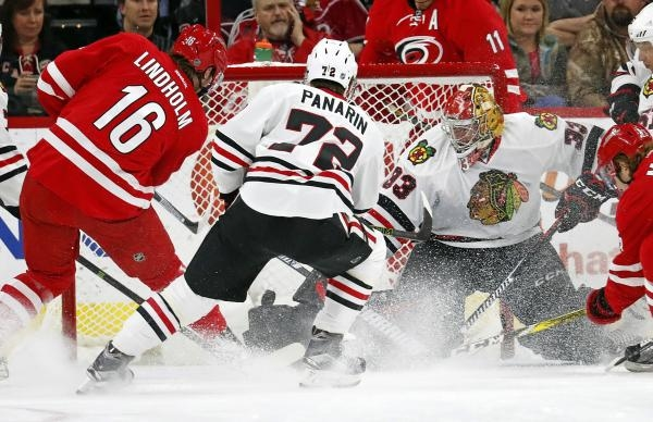 Carolina Hurricanes - Chicago Blackhawks